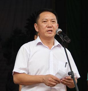 青岛市旅游局 姚刚